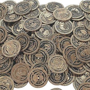 144 Taler Piratenschatz Goldschatz Goldtaler Goldmünzen Piraten Schatzsuche