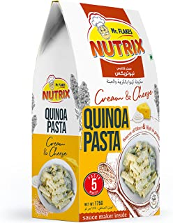 Mr Flakes Nutrix Quinoa Cheese Pasta 175 gm