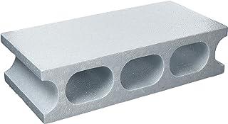 スチロールブロック グレー W390×H100×D190