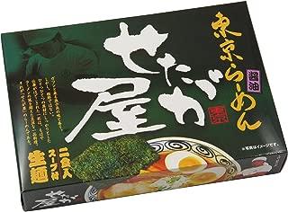 東京ラーメン せたが屋 12食セット (2食X6箱) [超人気ご当地ラーメン]