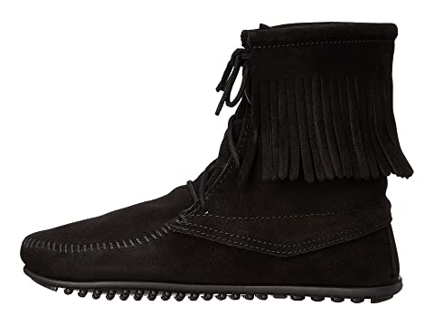 SuedeGrey Black Brown WhiteTaupe Tramper Ankle Boot SuedeBrown Hi Brown SuedeDusty Suede Minnetonka OB8Zwxqq