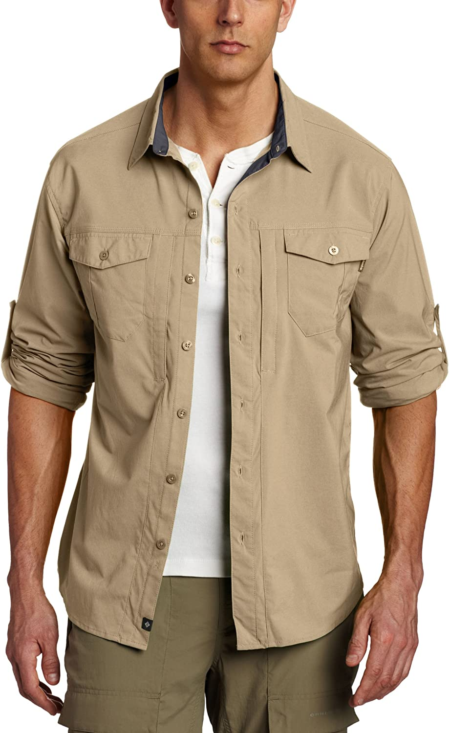 Complete Free Shipping Columbia Cool Creek Stretch Shirt Daily bargain sale Sleeve Long