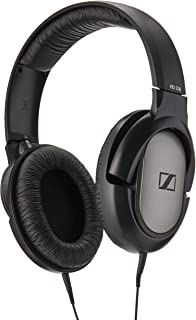 Sennheiser HD 206 Over Ear DJ Headphones - Black