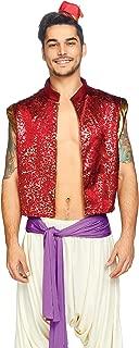 Mens Desert Prince Aladdin Roleplay Costume