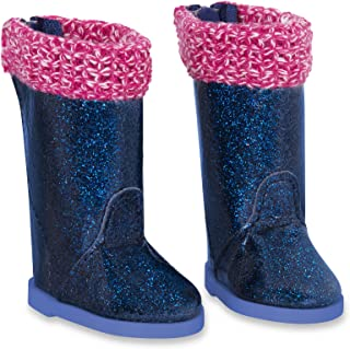 Glitter Girls by Battat – Rainy Day Shine Shoes Accessory Set – 14-inch Doll Clothes and Accessories for Girls Age 3 and Up – Children's Toys