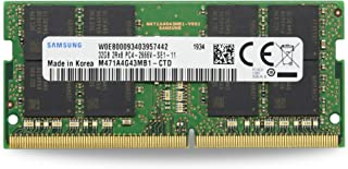 ذاكرة كمبيوتر محمول Adamanta 32GB (1x32GB) DDR4 2666MHz PC4-21300 SODIMM 2Rx8 CL19 1.2v DRAM