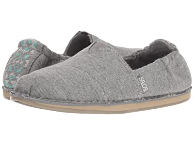 BOBS from SKECHERS Bobs Chill Bohemian Alley (Gray) Women