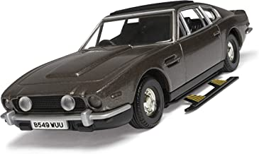 Corgi James Bond 007 Aston Martin V8 Vantage Volante from The Living Daylights 1:36 Diecast Display Model CC04804