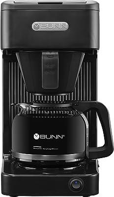 BUNN CSB1B Speed Brew Select Coffee Maker, 10-Cup, Black