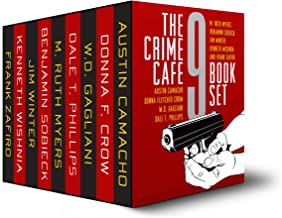 The Crime Cafe 9 Book Set