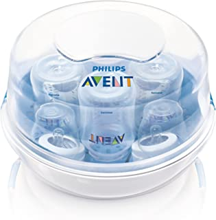 Philips Avent Microwave Steam Sterilizer for Baby...