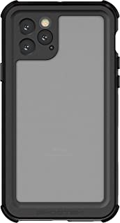 Ghostek Nautical iPhone 11 Pro Waterproof Case with Built-in Screen Protector Cover - (Red)