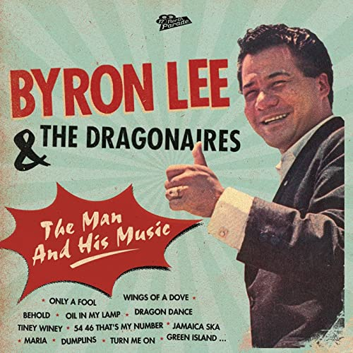 byron lee and the dragonaires tiny winey