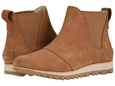 SOREL Harlowtm Chelsea (Camel Brown) Women