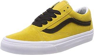 vans amarillas mujer