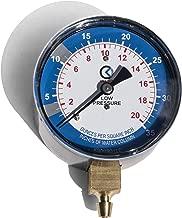 Best natural gas test gauge Reviews