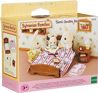 Sylvanian Families 677860 5019 Twijfelaar Bed Speelgoed Pc