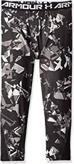 Under Armour Boys' HeatGear Armour ¾ Printed Leggings