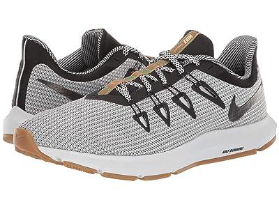 Nike Quest SE (White/Black/Gum Light Brown/Orange Pulse) Men