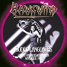Coded Languages: Live At Hammersmith Odeon November 1982