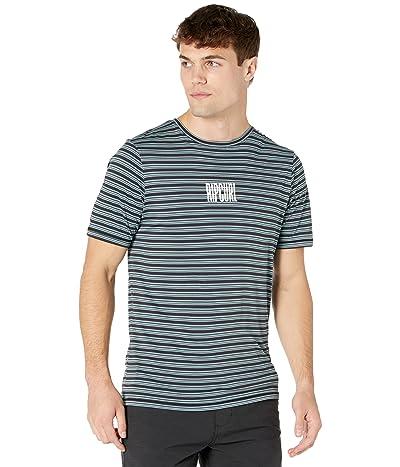 Rip Curl Mind Wave Stripe Short Sleeve UV Tee