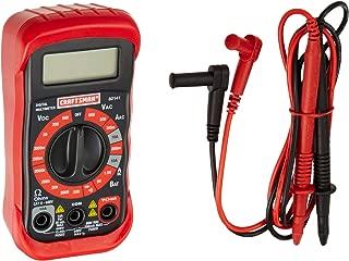 CRAFTSMAN 3482141 8 Function Digital Multimeter