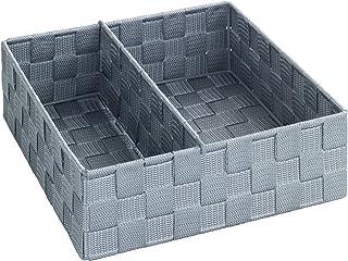 Wenko 54050100 Adria Casier de Rangement Cuisine Plastique Gris