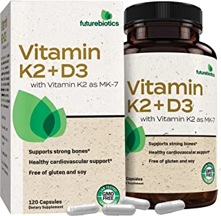 Best vitamin d and k2 supplements Reviews