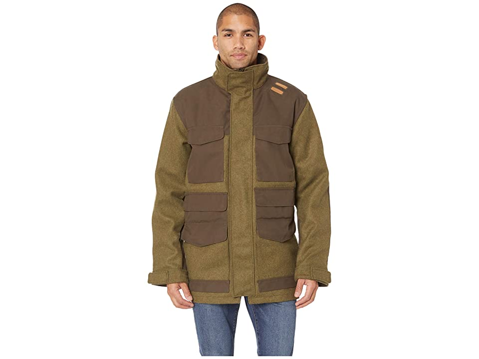 Fjallraven Greenland Winter Jacket (Deep Forest) Men