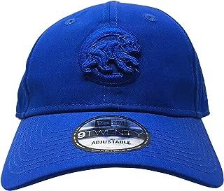 New Era Chicago Cubs Adjustable Strapback Hat MLB 9Twenty Curve Bill Caps