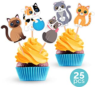 Best cake decorations cats Reviews