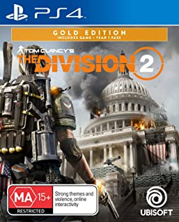 The Division 2 Gold Edition - PlayStation 4