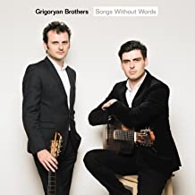 Dvorák: Gypsy Melodies, Op.55, No.4, (arr. Edward Grigoryan) - 4. Songs My Mother Taught Me