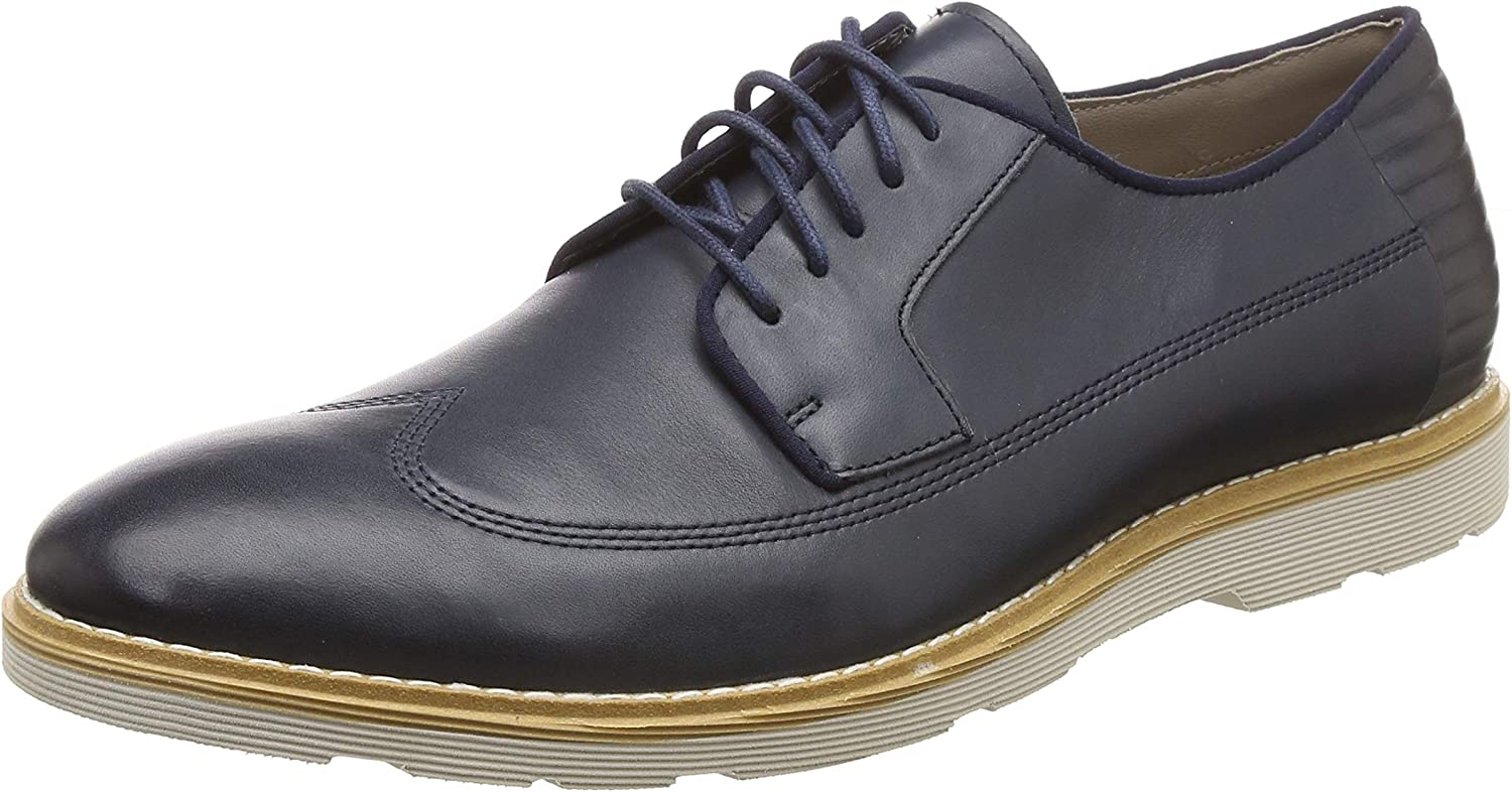 Clarks Gambeson Style Mens Casual shoes