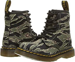 11b41f1b3f39e Green Jungle Camo Kids T Canvas. 24. Dr. Martens Kid's Collection