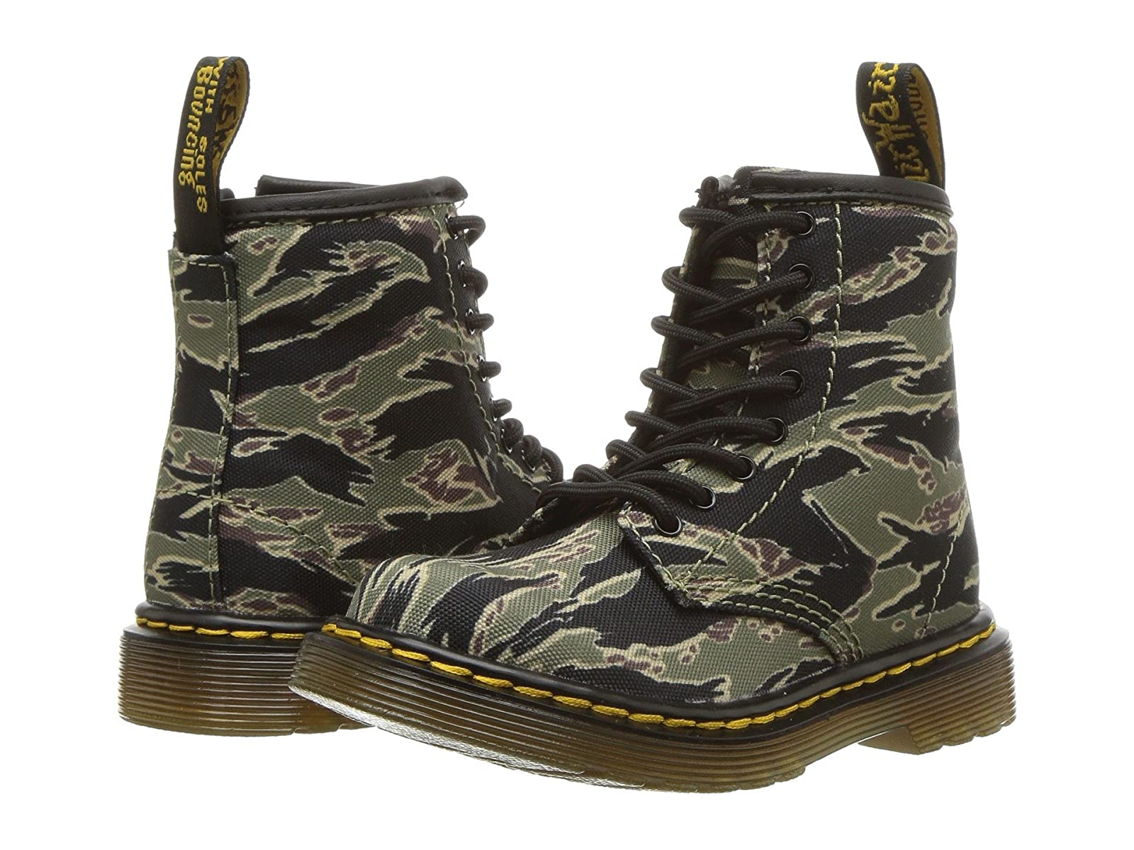 Dr. Martens Kid's Collection 1460 Camo (Toddler)Affordable and distinctive shoes
