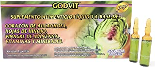 Alcachofavida Gn+vida for Weight Loss, Also Helps Reduce Glucose Levels