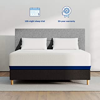 Best sleep innovations gel memory foam mattress 14 inch Reviews