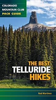 The Best Telluride Hikes (Colorado Mountain Club Pack Guide)