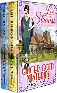 A Ginger Gold Mysteries Bundle: 1920s Cozy Historical Mysteries Books 6 & 7
