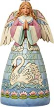 Jim Shore Heartwood Creek Grace Divine Angel with Swan Dress 4040793
