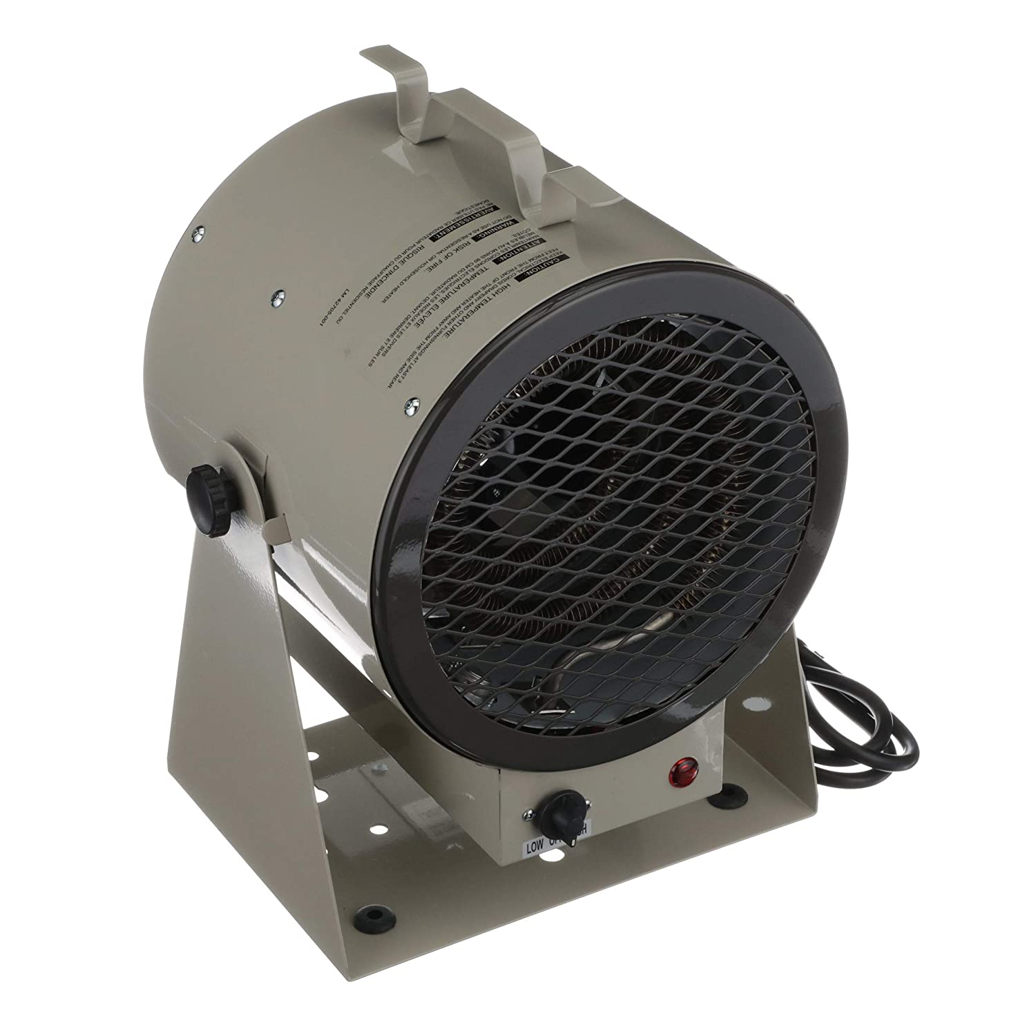 TPI Corporation HF685TC Fan Forced At the Trust price of surprise Heater 3600W Portable 4800