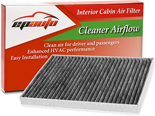lowest EPAuto online sale CP179 (CF179C) Replacement for discount Toyota/GMC/Buick/Saturn Premium Cabin Air Filter includes Activated Carbon online