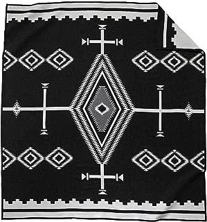 Best black and white pendleton blanket Reviews