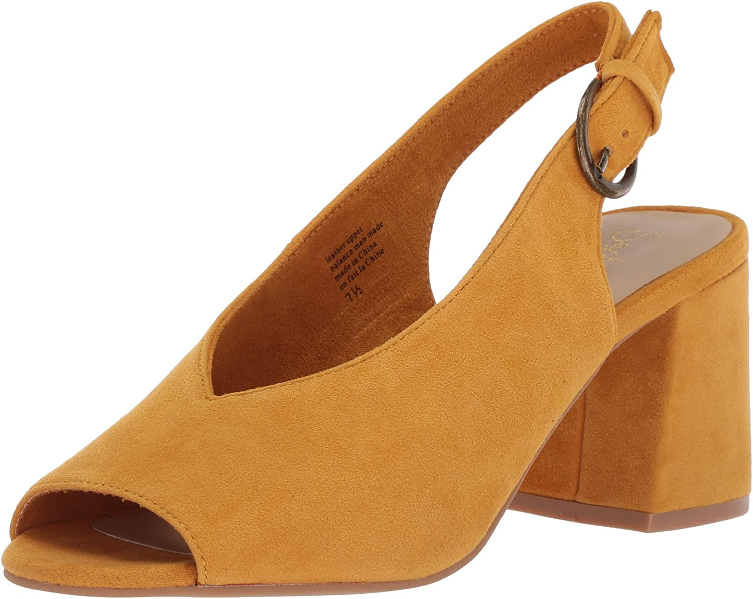 Seychelles Womens Playwright Heeled Sandal