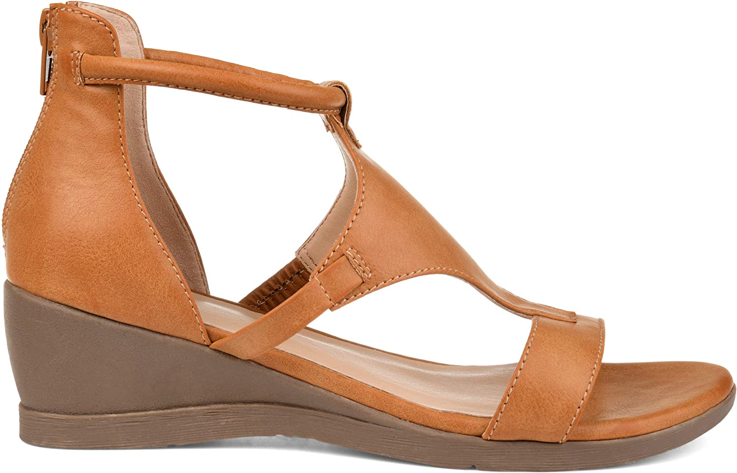 Brinley Co. At the price Lowest price challenge Womens Caged Sandal Wedge