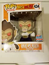 NYCC 2018 - Funko POP! Animation: Dragonball Z - Great Ape Vegeta [6 Inch] #434 - Shared Exclusive!