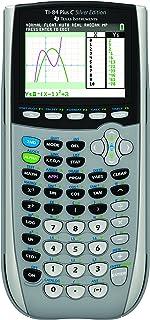 Texas Instruments 84PLSEC/TBL/1L1/L Graphing Calculator, Sliver