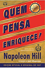 Quem pensa enriquece: Edição oficial e original de 1937 eBook Kindle