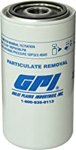 GPI 129300-01 10 Micron 18 GPM/67 LPM Particle Filter